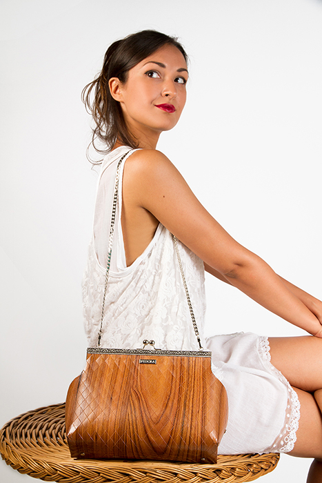 bag made in wood
