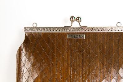 Fuscra modern bag made in italy