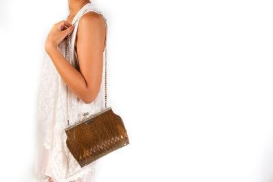 Fuscra wood bag