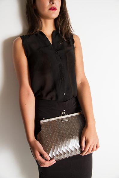 Elegant evening eco bag