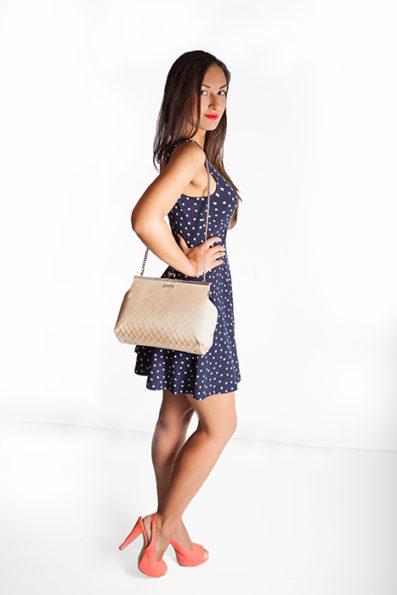 Fuscra elegant minimal bag